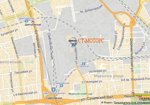 Территориальная близость к округам ЦАО, СВАО и САО (расположен на границе округов, рядом с ТТК Савеловской эстакады) .